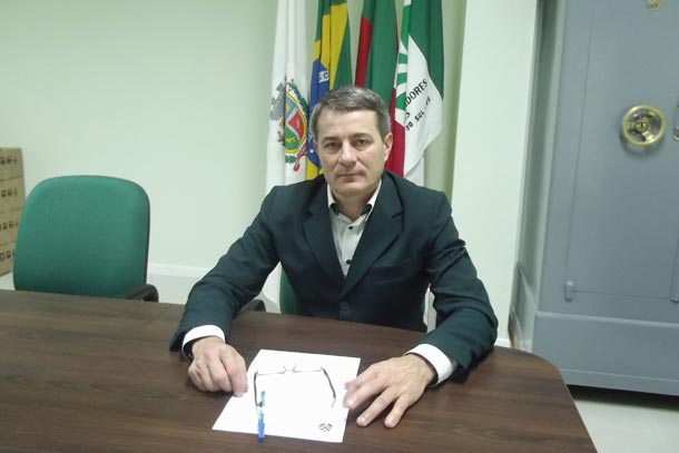 Presidente do STR, Renato Goerck